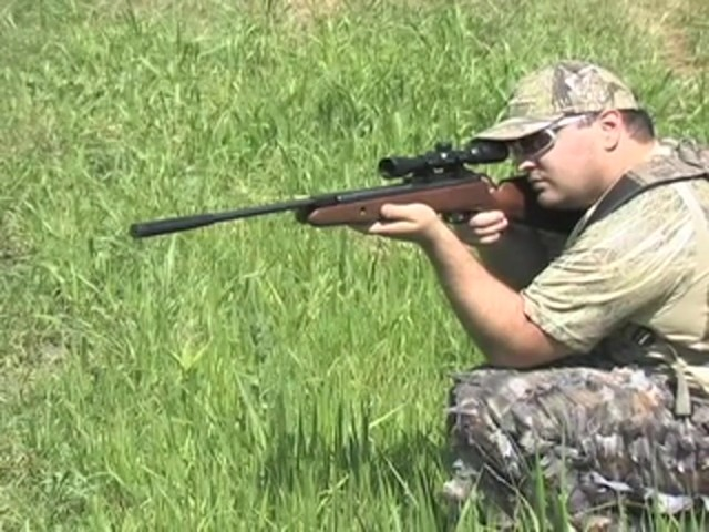 Crosman® Nitro Venom Air Rifle  - image 5 from the video