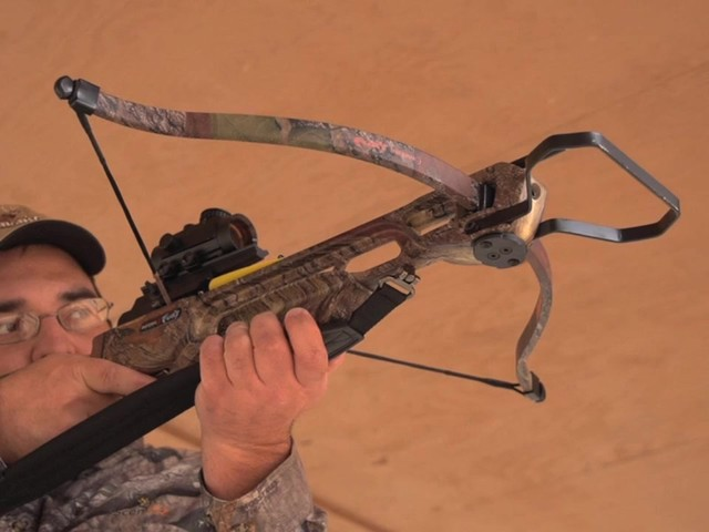 Arrow Precision® Inferno Fury Recurve Crossbow Package with Rope Cocker - image 7 from the video
