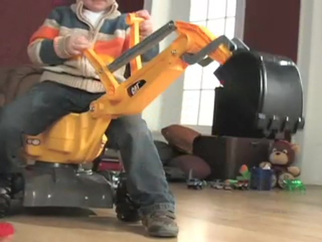 Cat® Digger by Kettler® - image 5 from the video