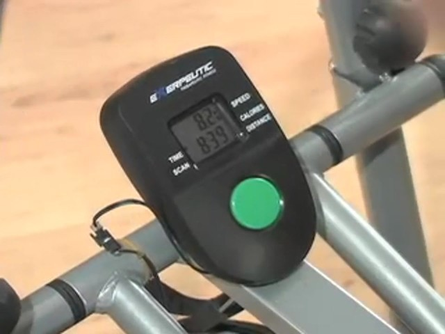 Exerpeutic™ Aero Elliptical Machine - image 6 from the video