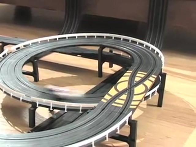 NASCAR® Showdown Slot Car Race Set  - image 5 from the video