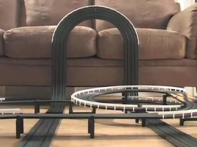 NASCAR® Showdown Slot Car Race Set  - image 6 from the video