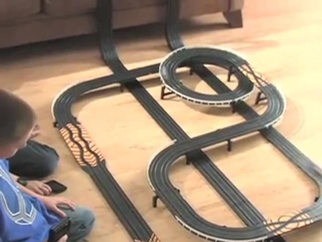 NASCAR® Showdown Slot Car Race Set  - image 7 from the video