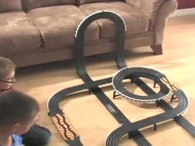 NASCAR® Showdown Slot Car Race Set  - image 8 from the video