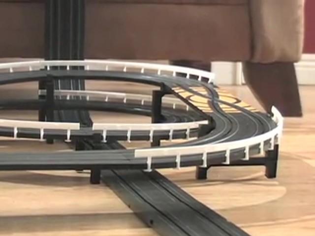 NASCAR® Showdown Slot Car Race Set  - image 9 from the video
