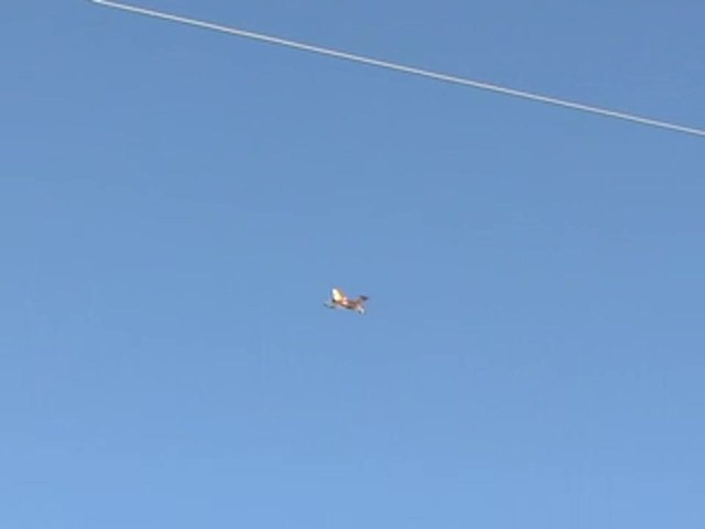 Radio - controlled AirJet Hi - flyer Plane - image 9 from the video