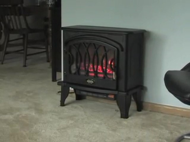 Guide Gear® Infrared Stove Heater - image 10 from the video