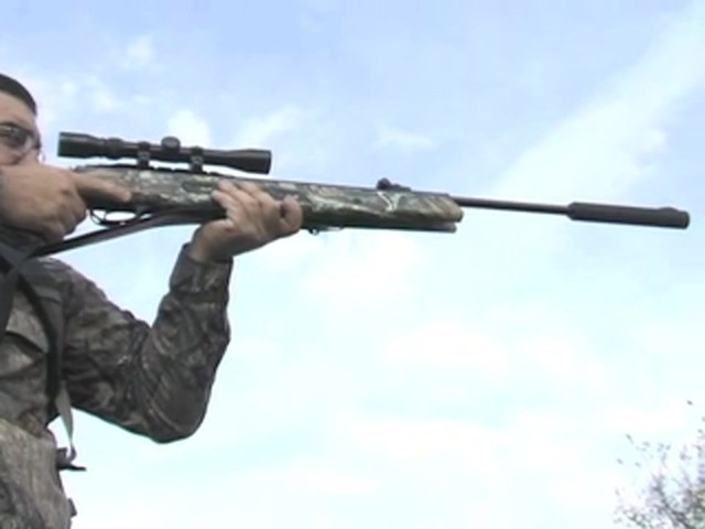 Hatsan Arms® Mod - 125 Camo Air Rifle Mossy Oak® New Break - Up - image 2 from the video