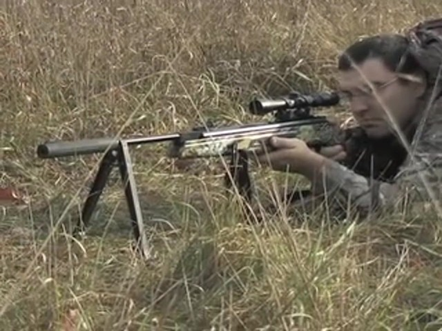 Hatsan Arms® Mod - 125 Camo Air Rifle Mossy Oak® New Break - Up - image 3 from the video
