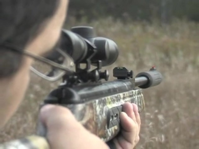 Hatsan Arms® Mod - 125 Camo Air Rifle Mossy Oak® New Break - Up - image 4 from the video