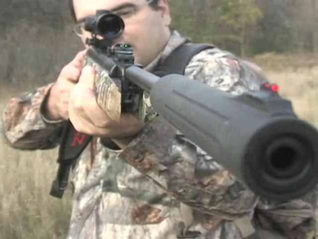 Hatsan Arms® Mod - 125 Camo Air Rifle Mossy Oak® New Break - Up - image 7 from the video