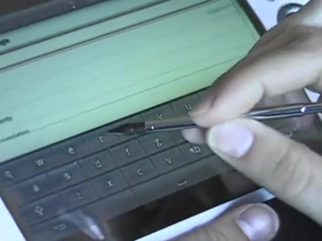 Touch Screen WiFi Tablet Computer  - image 3 from the video