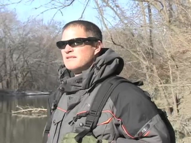 Cobra® Digital 2 - megapixel DVR Sunglasses - image 4 from the video