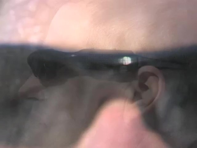 Cobra® Digital 2 - megapixel DVR Sunglasses - image 5 from the video