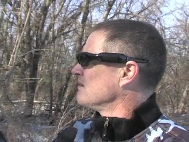 Cobra® Digital 2 - megapixel DVR Sunglasses - image 6 from the video