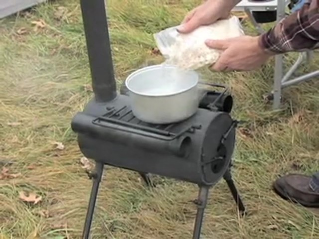 Great Northern Camp Stove - image 8 from the video