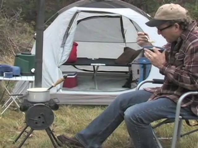 Great Northern Camp Stove - image 9 from the video