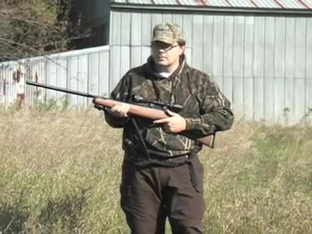 Benjamin® Trail™ Nitro - Piston™ XL725 .25 cal. Air Rifle - image 1 from the video
