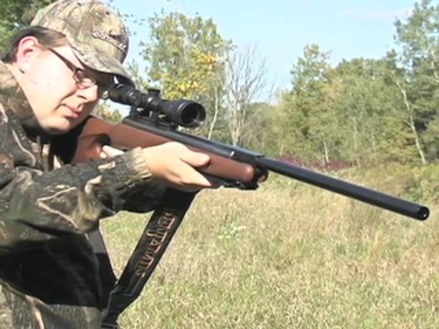 Benjamin® Trail™ Nitro - Piston™ XL725 .25 cal. Air Rifle - image 6 from the video
