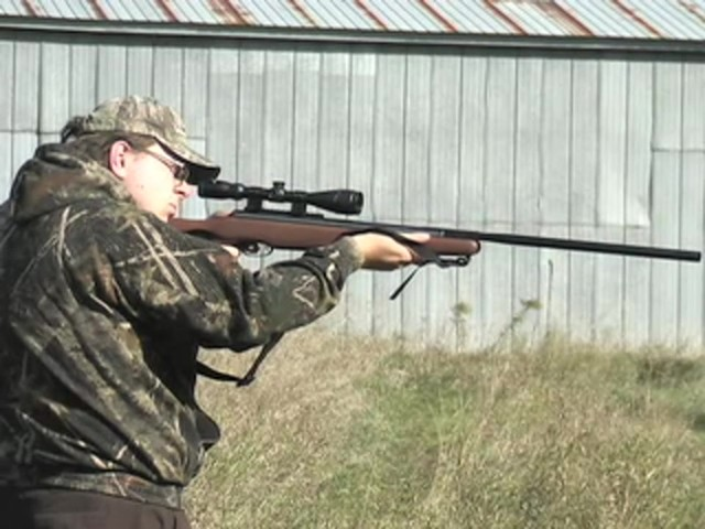 Benjamin® Trail™ Nitro - Piston™ XL725 .25 cal. Air Rifle - image 9 from the video