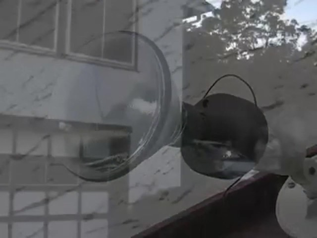 Brinkmann® Wireless Home Security System - image 4 from the video