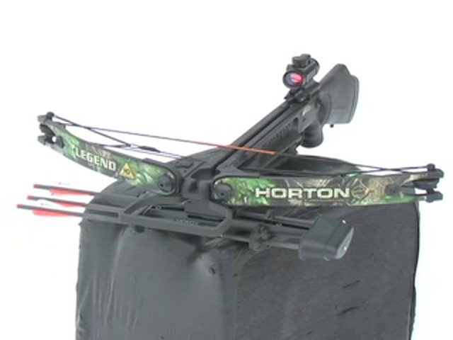 HORTON LEGEND 175 HD CROSSBOW  - image 1 from the video
