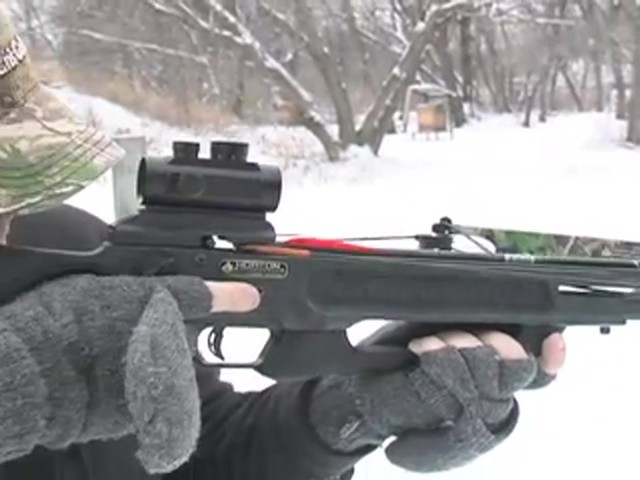 HORTON LEGEND 175 HD CROSSBOW  - image 9 from the video