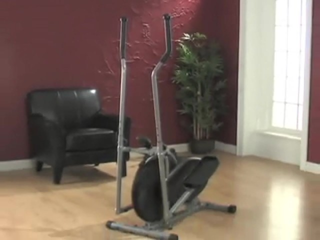 Exerpeutic™ Aero Elliptical Machine - image 10 from the video