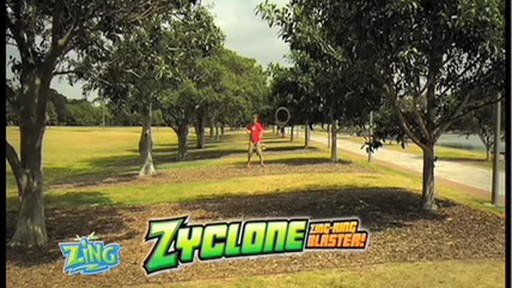 Zyclone Zing - Ring Blaster - image 2 from the video