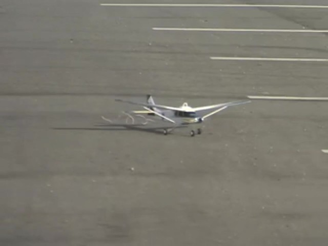 Estes® Radio - controlled Digital Camera Spy Plane - image 1 from the video