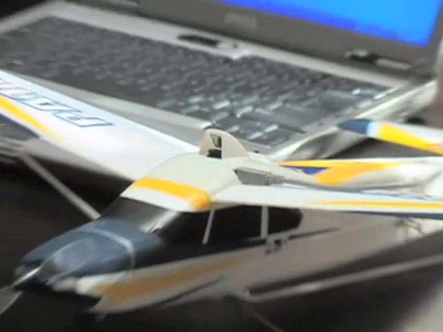 Estes® Radio - controlled Digital Camera Spy Plane - image 9 from the video