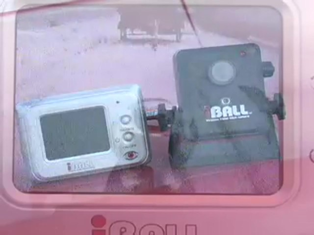 iBall™ Wireless Trailer Hitch Camera - image 1 from the video