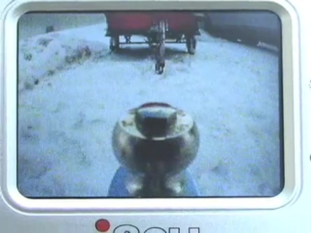 iBall™ Wireless Trailer Hitch Camera - image 2 from the video