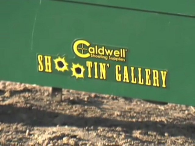 Caldwell® Shootin' Gallery - image 10 from the video