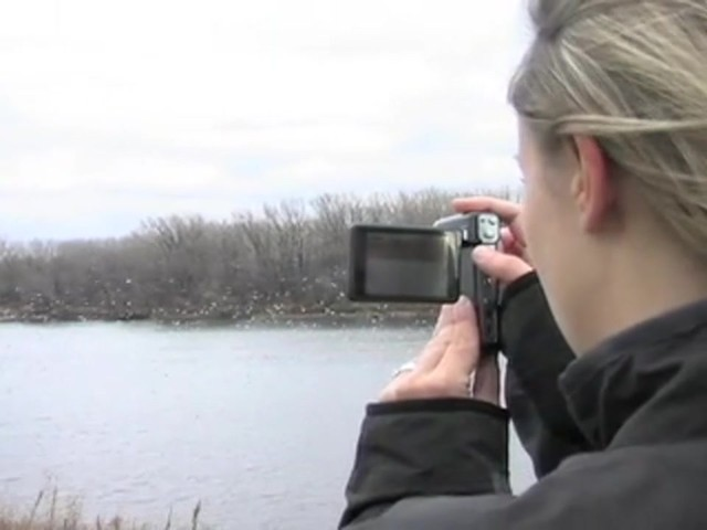 High - Definition 11 - megapixel Digital Video Camcorder - image 4 from the video
