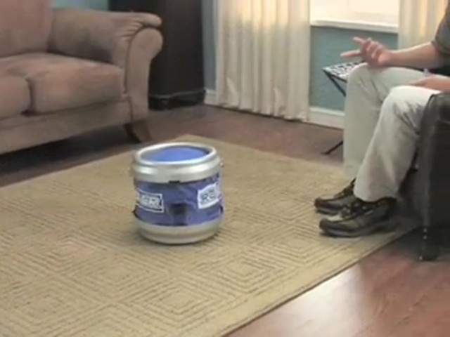 Interactive Toy Concepts® Radio - controlled Cooler - image 10 from the video