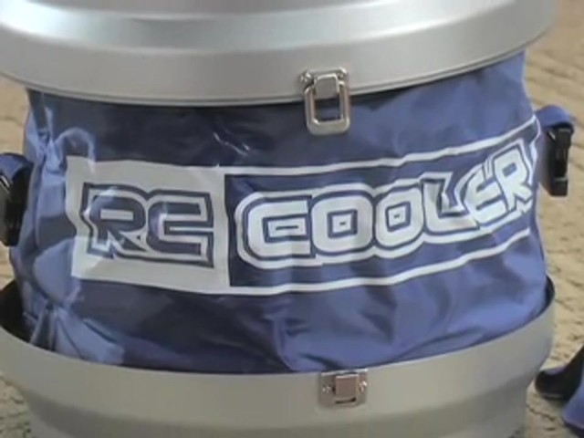Interactive Toy Concepts® Radio - controlled Cooler - image 8 from the video