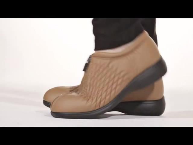 Fly flot footwear