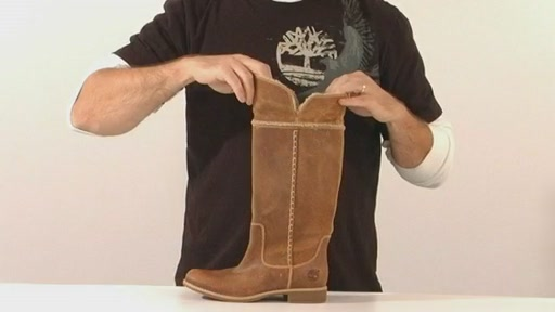 Timberland Shoreham Tall Fold Down - image 2 from the video