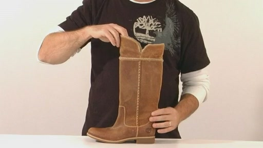 Timberland Shoreham Tall Fold Down - image 3 from the video
