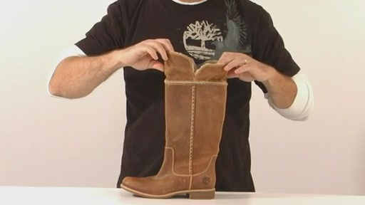Timberland Shoreham Tall Fold Down - image 4 from the video