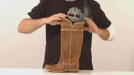Timberland Shoreham Tall Fold Down - image 5 from the video