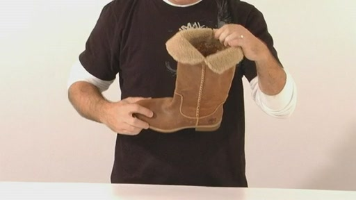 Timberland Shoreham Tall Fold Down - image 7 from the video
