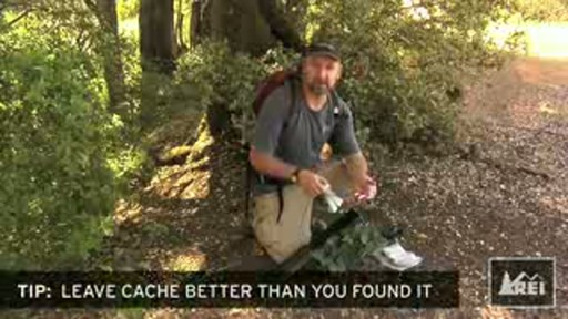 Introduction to Geocaching Video - image 7 from the video