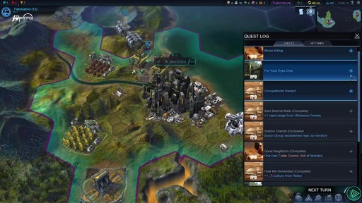 GameGokil : Sid Meiers Civilization : Beyond Earth