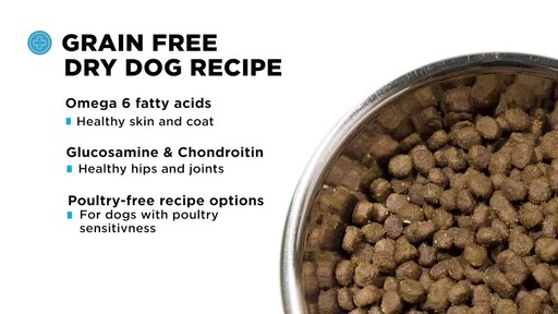 Merrick Grain Free Dry Dog Food - image 6 from the video