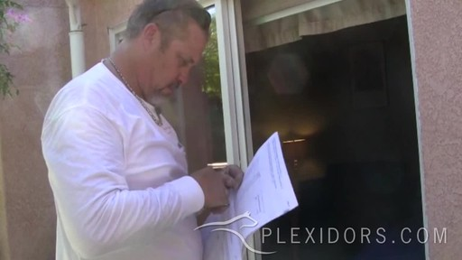 PlexiDor Pet Door  - image 3 from the video