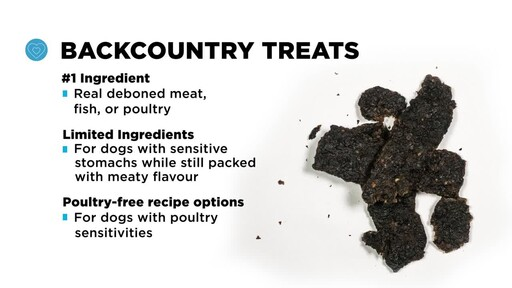 Merrick Backcountry Dog Treats - image 8 from the video