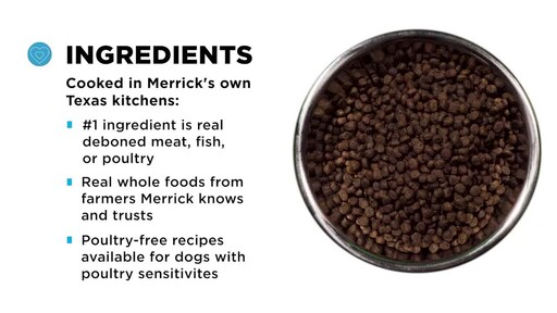 Merrick Lil' Plate Dry Dog Food - image 9 from the video