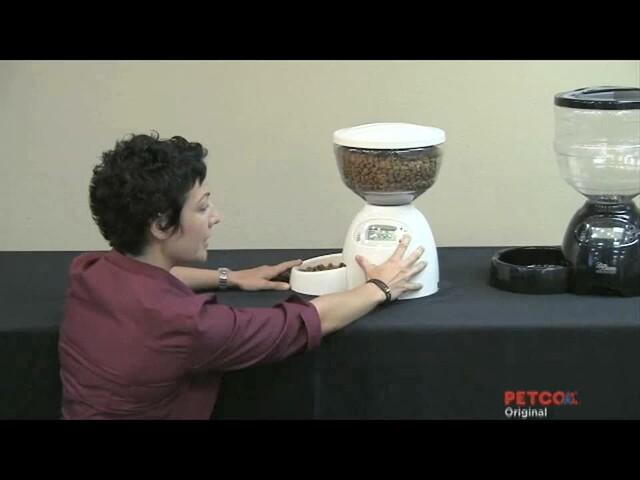 How-To Program the Petmate Portion Control Feeder - image 3 from the video